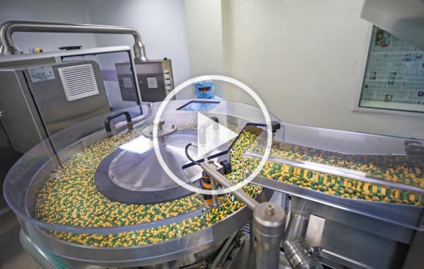 Nacharam Facility Video | Sri Krishna Pharmaceuticals